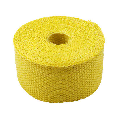 Hot Sale Exhaust Manifold Header Pipe Heat Wrap Shield Cover Insulation D