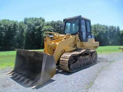 2003 Caterpillar 963C Crawler Loader, Clean Machine Cab, Air, Very Good U/C