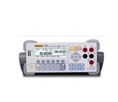 Digital Multimeter Rigol DM3058E 5 Digits Readings Resolution Dual Display cx