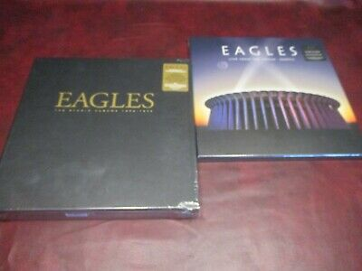 The Eagles 1St Edition 180 Gram Numbered Box  Limited To 5000 Sets Worldwide