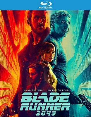 Blade Runner 2049 (Blu-ray Disc ONLY, 2018)