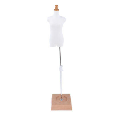 1: 4 Doll Rings Jewelry Display Stand Doll Clothes Displaying Support Holder