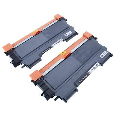 2Pk TN450/2220 Toner Cartridge for Brother HL-2130/2240R DCP-7060D MFC-7360N