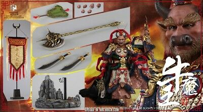 (US) 1/6 HY Haoyu Toys ZH010B Chinese Myth Series Bull Demon King Deluxe Edition