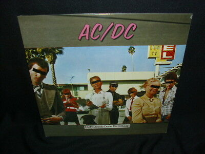 LP: AC/DC  Dirty Deeds Done Dirt Cheap (180 gr. heavy edition) new and sealed