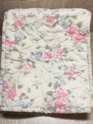 """PFALTZGRAFF TEA ROSE MIXER COVER EXCELLENT CONDITION ABOUT 13""""tall 7"""" X 11"""" Wide"""