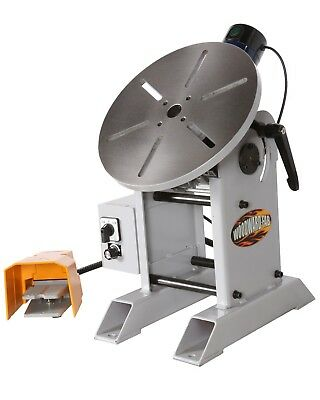 Weld Positioner Woodward Fab Adjustable Welding Table 500 Pound WFWP500