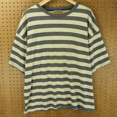 543c4a09a3 vtg 90s usa made TKO t shirt XL surfer stripes vaporwave skater drape boxy