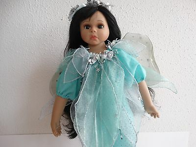 """AEL 20"""" poseable DOLL VINYL /CLOTH By Anderson 2005 GUIDING LIGHT FAIRY, RARE"""