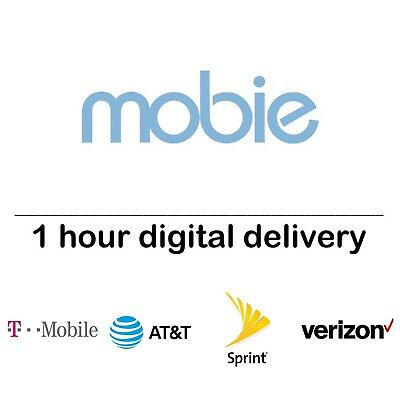 Prepaid Number for Port - DIGITAL - T-Mobile AT&T Verizon Sprint - Phone Numbers