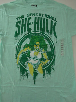 The Sensational She-Hulk Marvel Comics T-Shirt