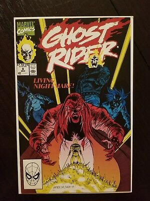 Ghost Rider #8 (Dec1990) MT 9.8 Combined Shipping