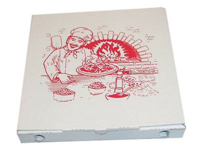 180 Pizzakarton Pizza Karton Pizzabox Pizzabäcker 29 cm - Restposten (26030)