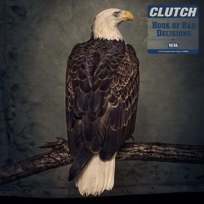 Clutch - Book of Bad Decisions (NEW CD ALBUM)