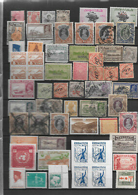 Asia, India, small Collection with faults, bugs, defects, 2nd choice see  Scan