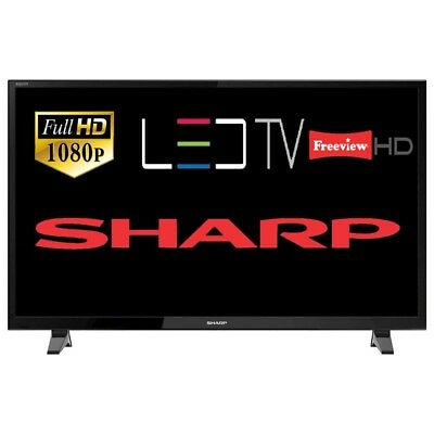 """Sharp LC-40FI3221K 40"""" LED TV Full HD 1080p With Freeview HD Tuner HDMI & USB"""