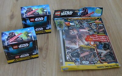 Lego® Star Wars™ Serie 1 Trading Card Game 2 Display / 100 Booster + Starterpack