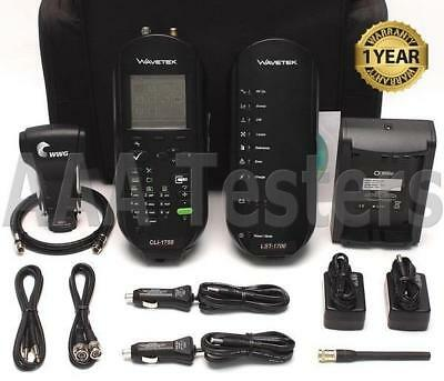 JDSU Wavetek CLI-1750 CATV Signal Level / Leakage Meter Kit LST-1700