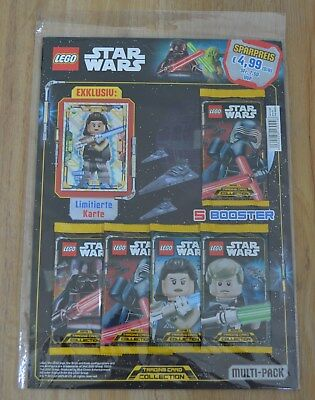 Lego® Star Wars™ Serie 1 Trading Card Game Multipack LE7 limitierte Auflage