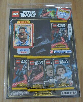 Lego® Star Wars™ Serie 1 Trading Card Game Multipack LE8 limitierte Auflage