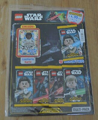 Lego® Star Wars™ Serie 1 Trading Card Game Multipack LE9 limitierte Auflage