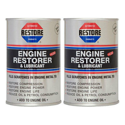 AMETECH RESTORE OIL compression fix for tired BMW Petrol & Diesel engines