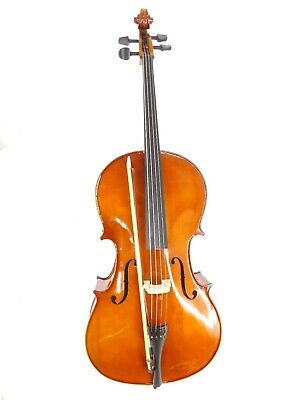 Student 1/2 Size Cello with Case by Gear4music - USED - RRP £219.99