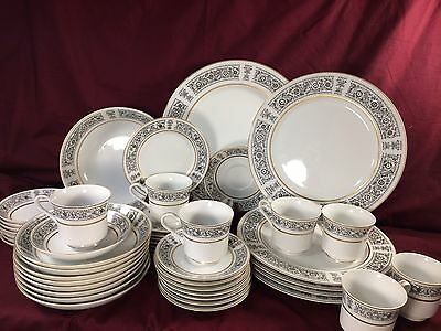 FINE CHINA of JAPAN   ROCKFORD 5041 pattern Set Of 45 Pieces