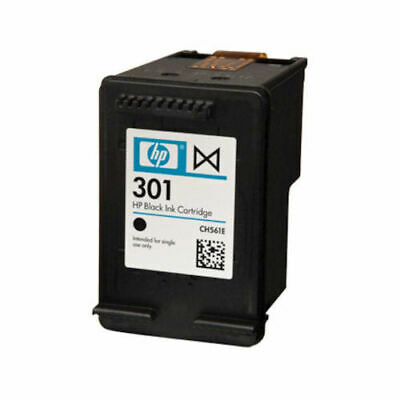 Original Genuine HP 301 Black Ink Cartridge For Deskjet 2050se Printer CH561EE