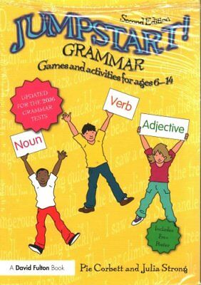 Jumpstart! Grammar Games and activities for ages 6 - 14 9781138182783