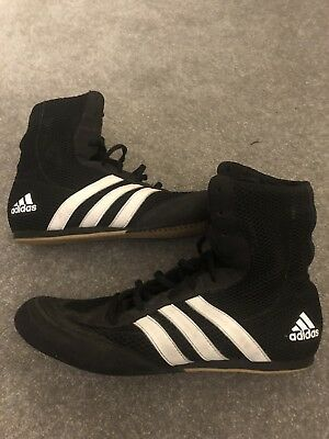 Adidas Boxing Boots Size 7.5