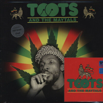 Toots & The Maytals - Pressure Drop (Vinyl LP - 2011 - US - Original)