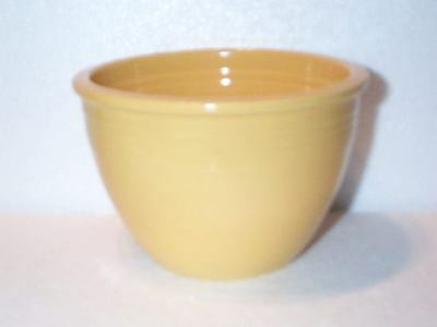 VINTAGE Fiesta YELLOW Nesting Mixing Bowl #2 FIESTAWARE HLC Excellent Condition