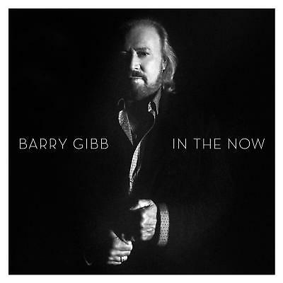 BARRY GIBB ~ IN THE NOW NEW CD - THE NEW SOLO ALBUM ( Bee Gees )