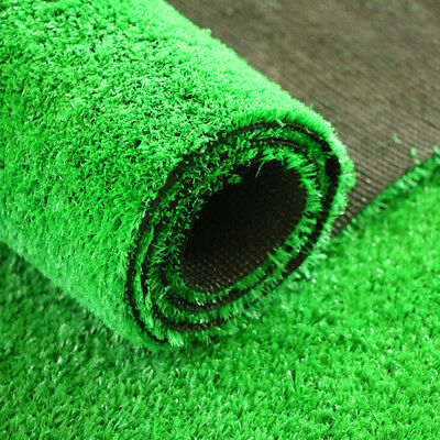 1PC Artificial Grass Fake Lawn Synthetic Mat Home Garden Ornament Landscaping