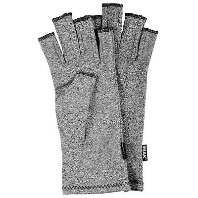 IMAK Arthritis Compression Gloves (Pair) Keeps Fingers & Hands Warm Day or Night