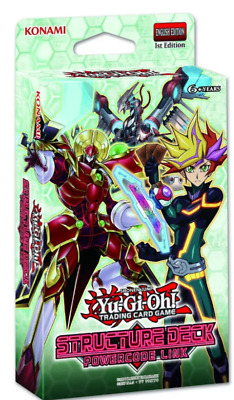 Yu-Gi-Oh! TCG: Powercode Link Structure Deck