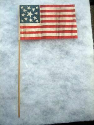 Civil War era 13 Star Parade Flag
