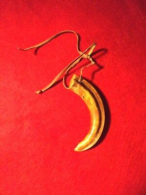 LARGE Tooth / Claw Trade Necklace