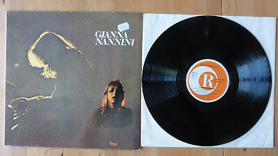 Gianna Nannini    Same    LP