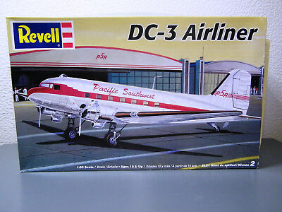 Revell 85-5245 DC-3 AIRLINER PACIFIC - FLY EASTERN Air 1:87, ROCO BUSCH Tamiya