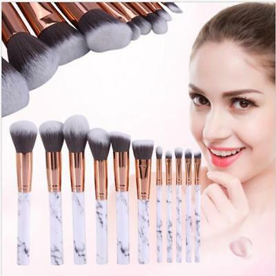 Pro Kabuki Make up Brushes Set Foundation Makeup Blusher Face Powder Brush - FI