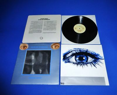 Uriah Heep - Look At Yourself  Lp -> Org. Uk 1St. Press.+ Poster  In Mint Condit