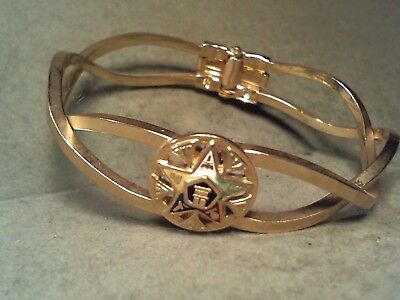Masonic Ladies Eastern Star Bracelet