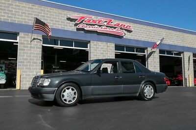 Mercedes-Benz 500-Series Service Records 1993 Mercedes Benz 500E 1 Family Owned Since 2001 Documented Service Records