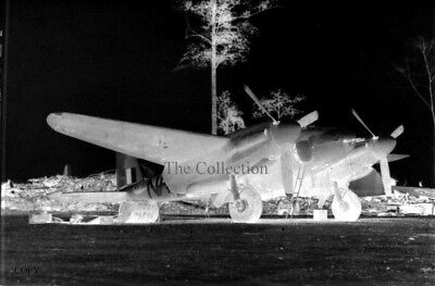 De Havilland DH-98 Mosquito A52-526 35mm copy photo negatives