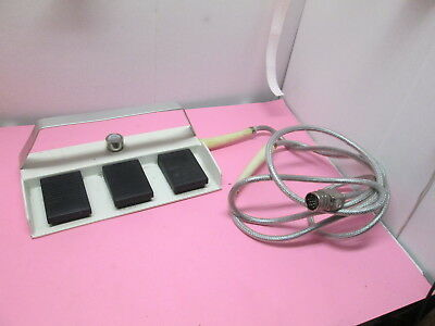 Siemens Foot Pedal Footswitch 6379635 12pol Foot Control switch IP21 X-RAY panel