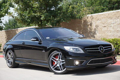 2008 Mercedes-Benz CL-Class AMG 2008 Mercedes-Benz CL65 AMG Coupe - Excellent Condition