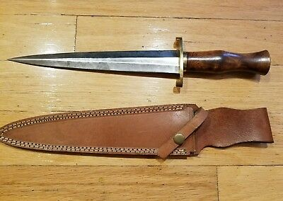 Arkansas Toothpick, Andre Ronald, Bowie Knife