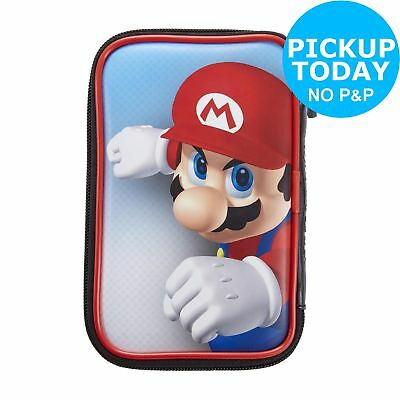 RDS Official Nintendo Padded Mario 3DS Case.